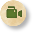 אייקון וידאו ירוק