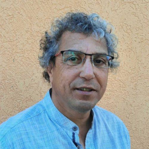 יוחאי עדן מנהל מחלקת תרבות יהודית ישראלית